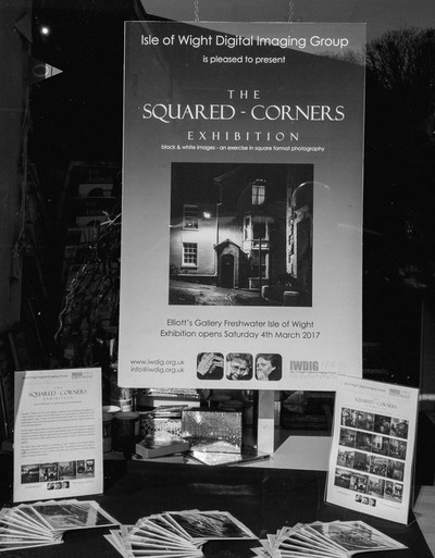 Squared Corners Isle of Wight